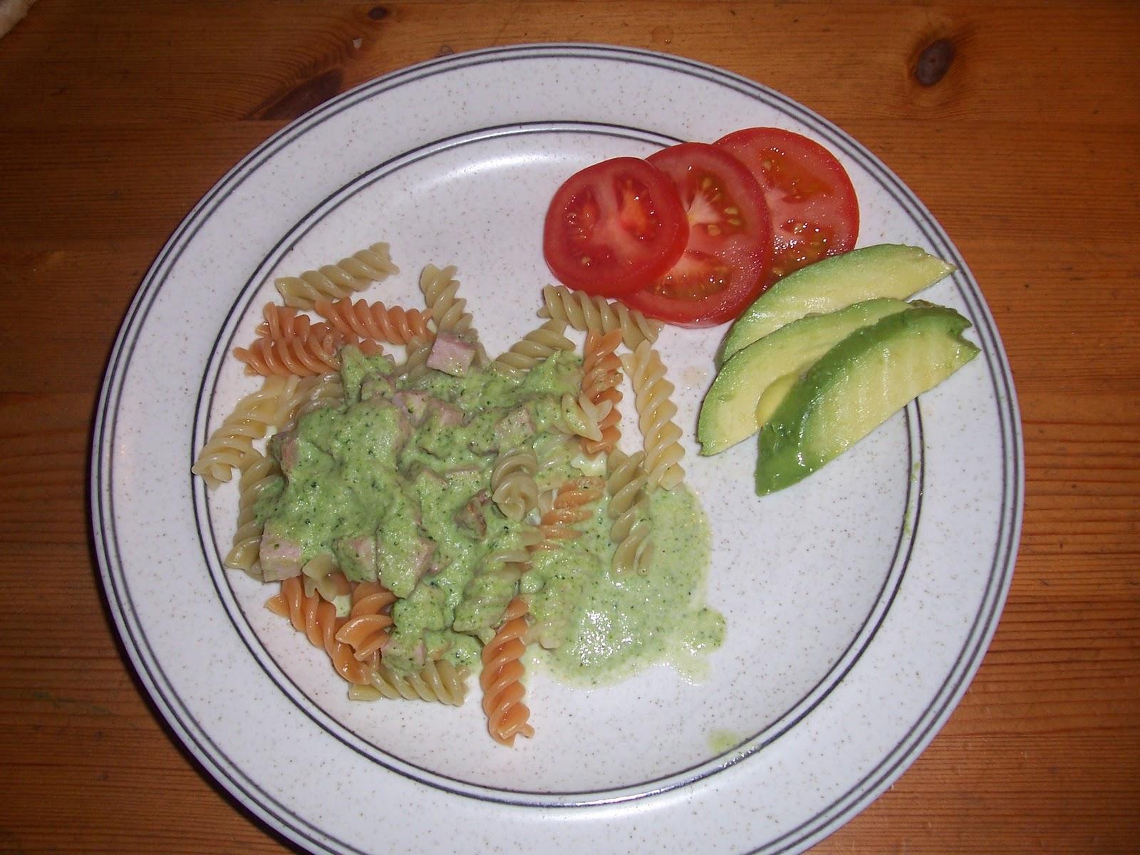Kassler- och broccolisås