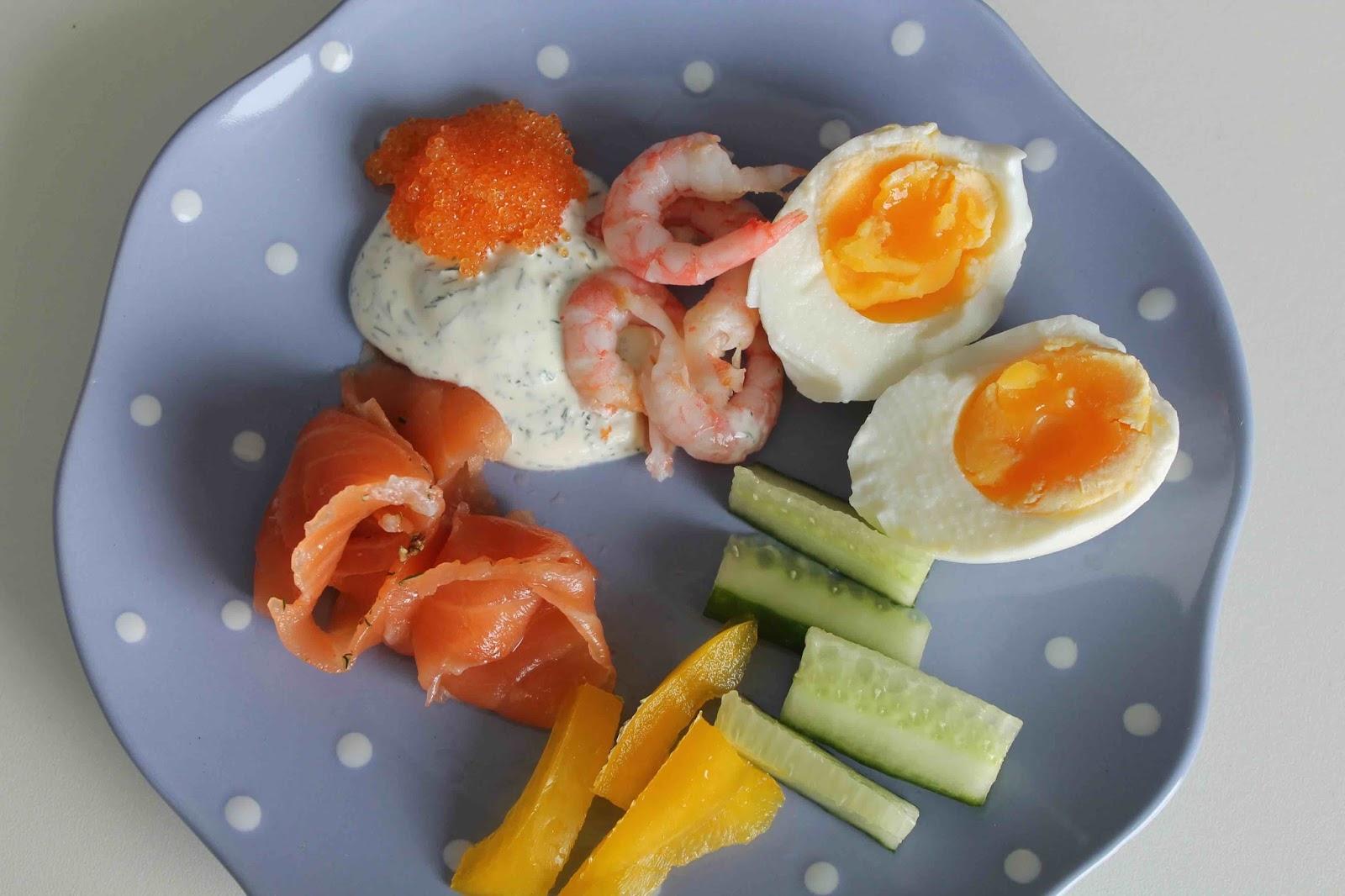 Påskfrukost