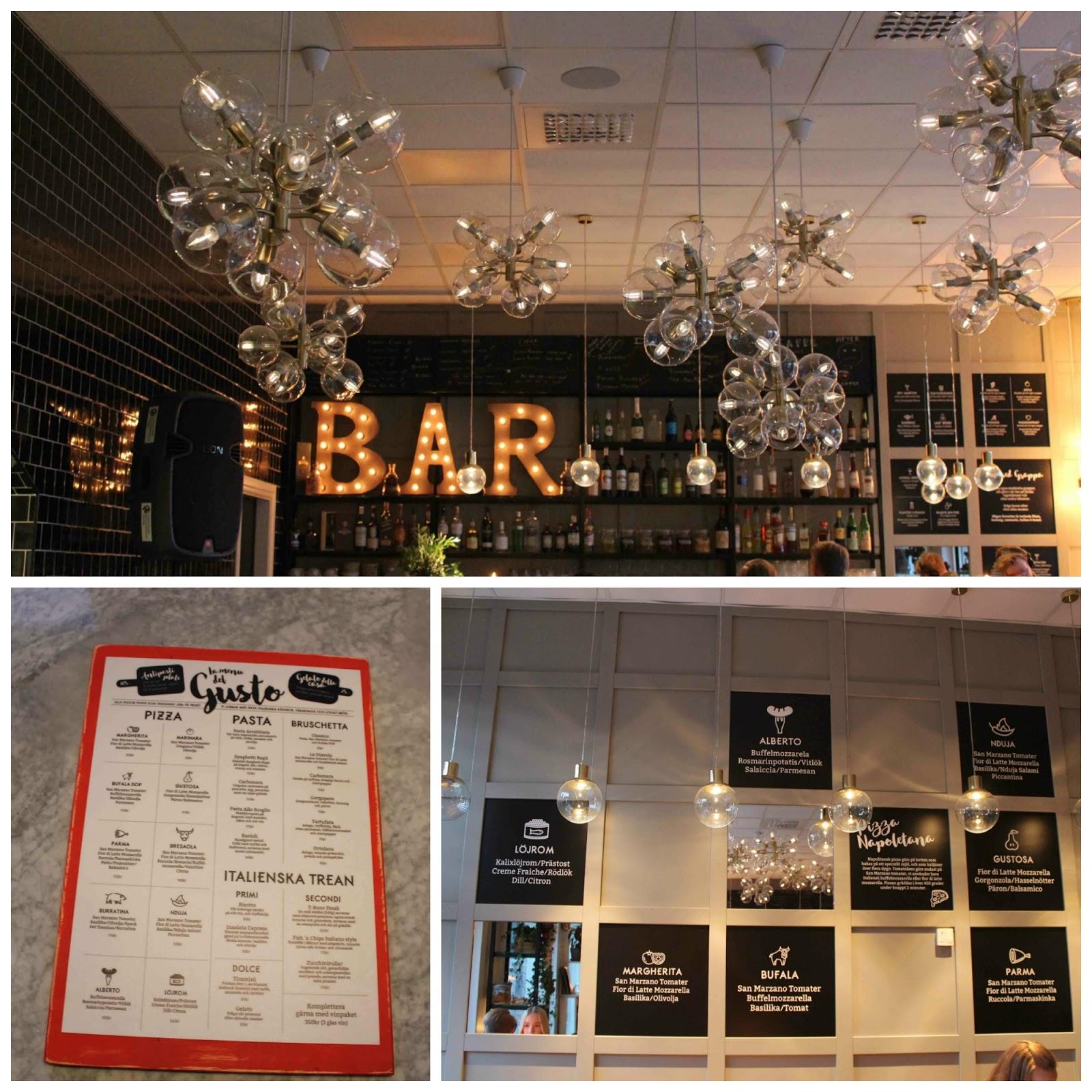 Taverna Gusto – Nytt o hett