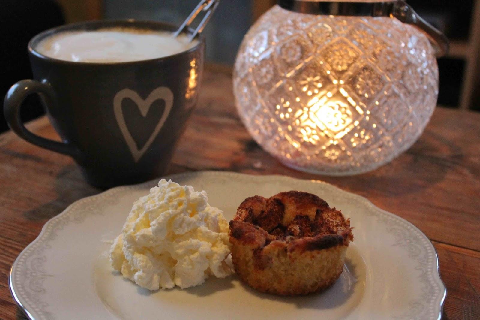 Äppelmuffins socker- och glutenfri