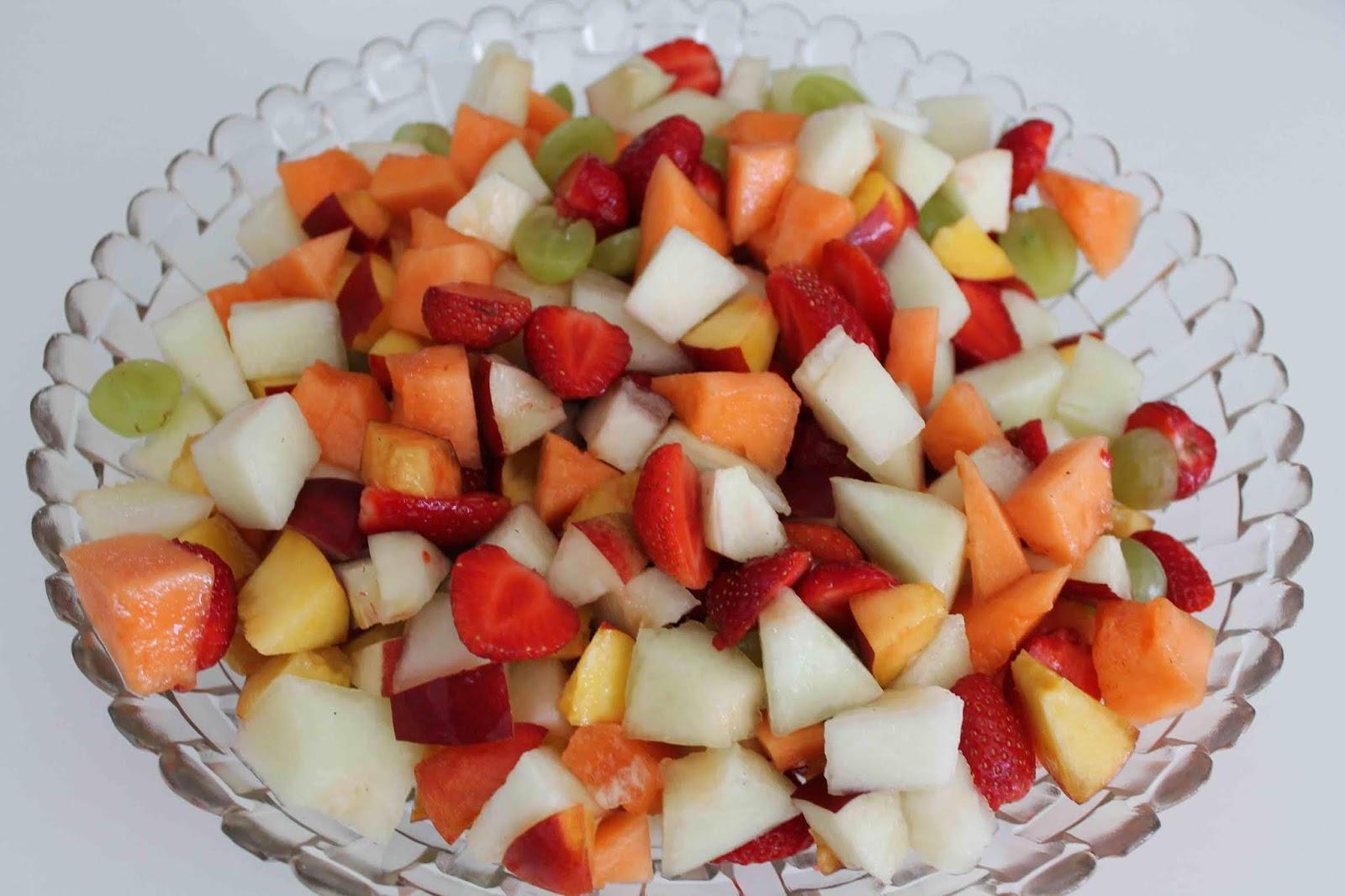 Sommarfruktsallad