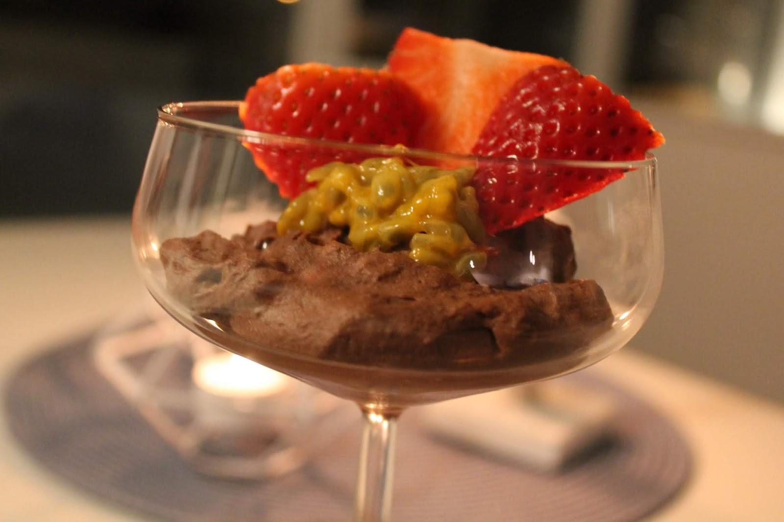 Idas chokladmousse