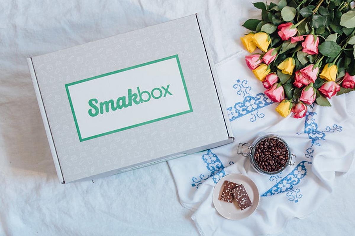 Smakbox till Mors Dag