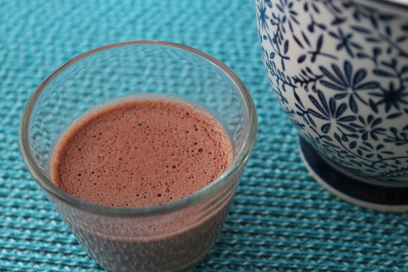 Chokladpannacotta lchf