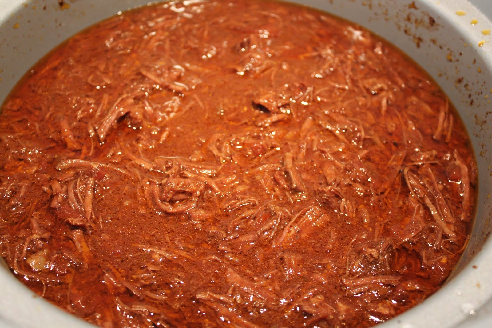 Chili i Crock Pot