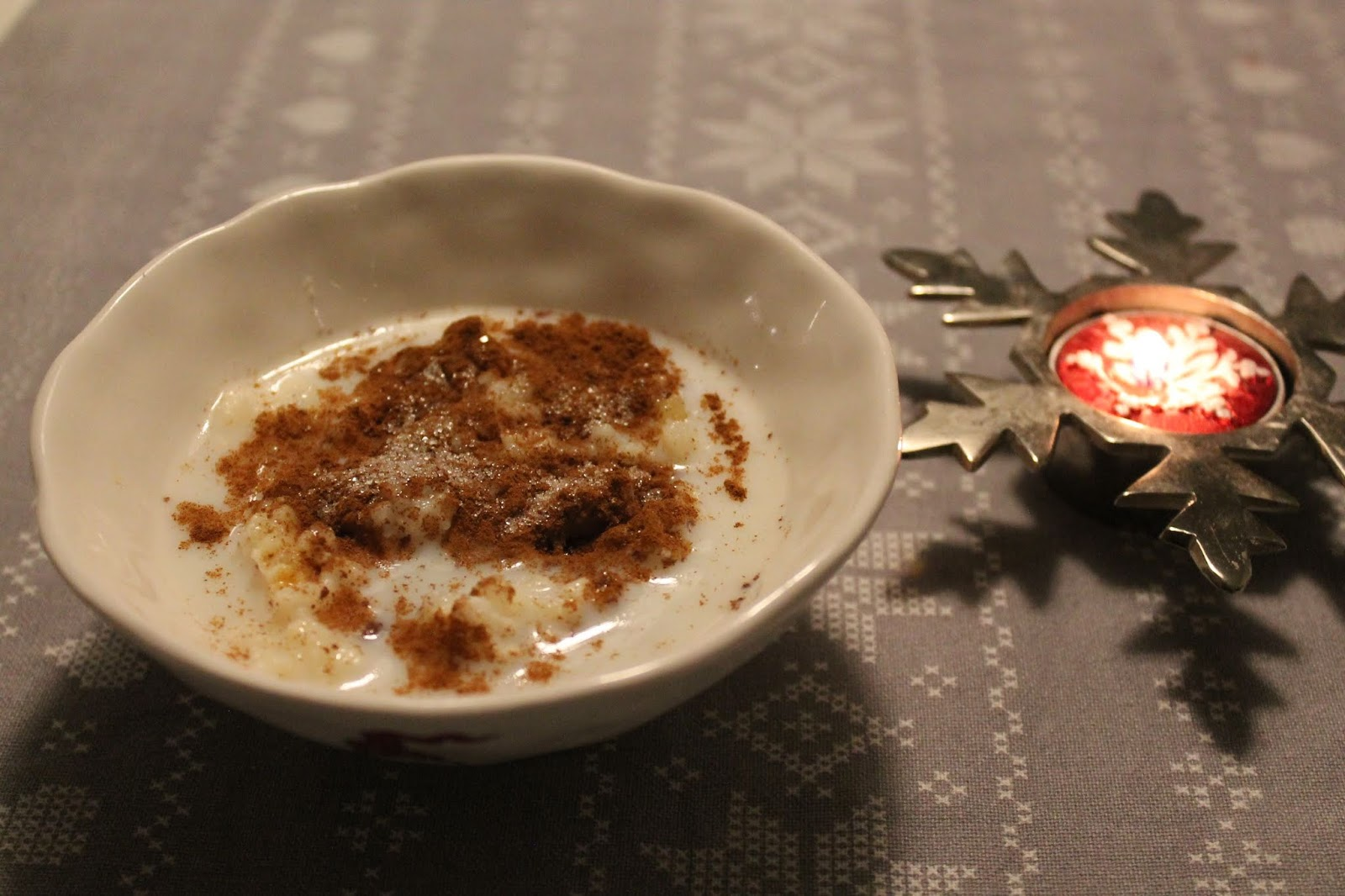 Risgrynsgröt i Crock Pot